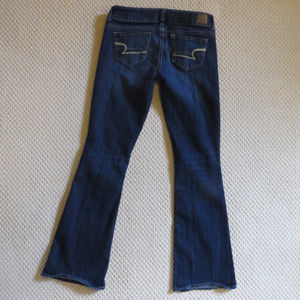 American Eagle Artist Flare Stretch Jeans Size 4